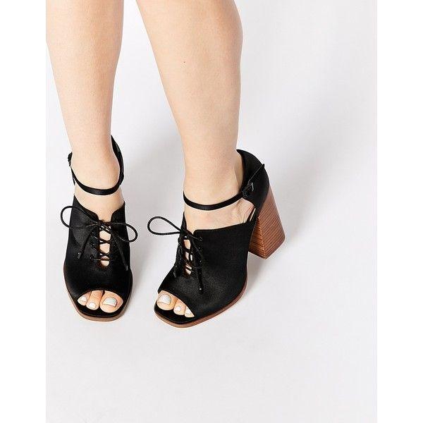 Buy Women Shoes / Asos Edenville Lace Up Shoe Boots