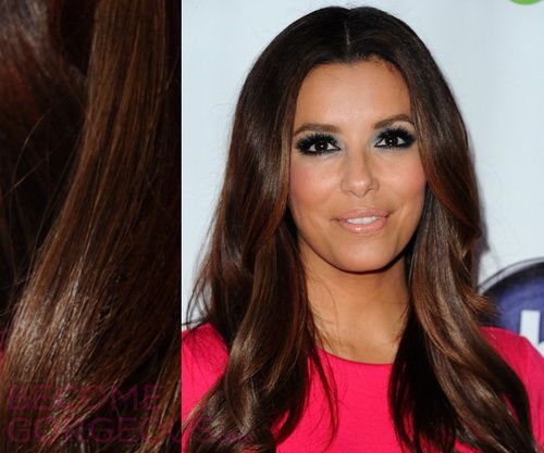 Best Hair Color For Olive Skin Tone And Dark Brown Eyes