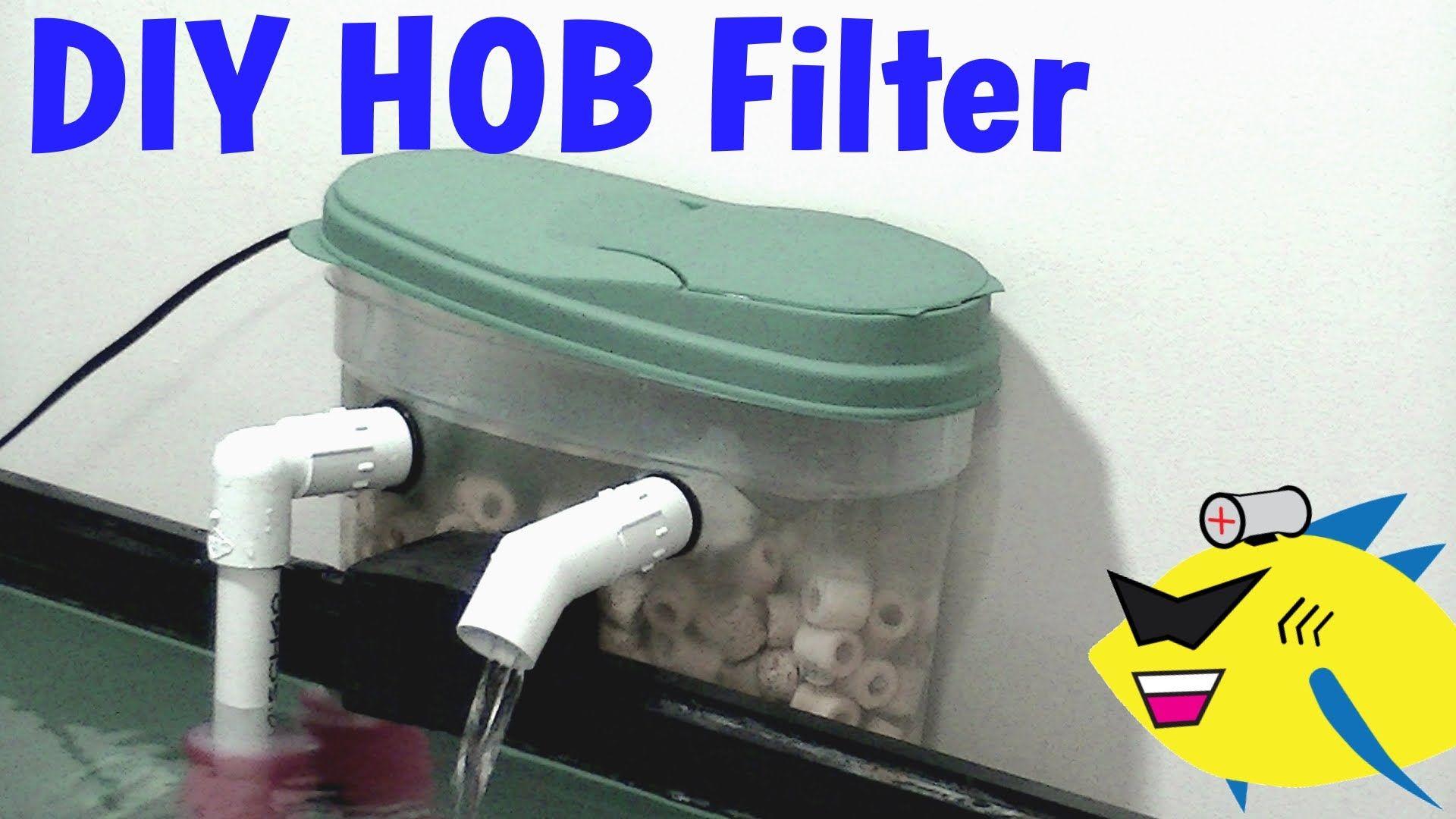 Pin by Jordan Brown on Aquatic tanks Diy aquarium filter