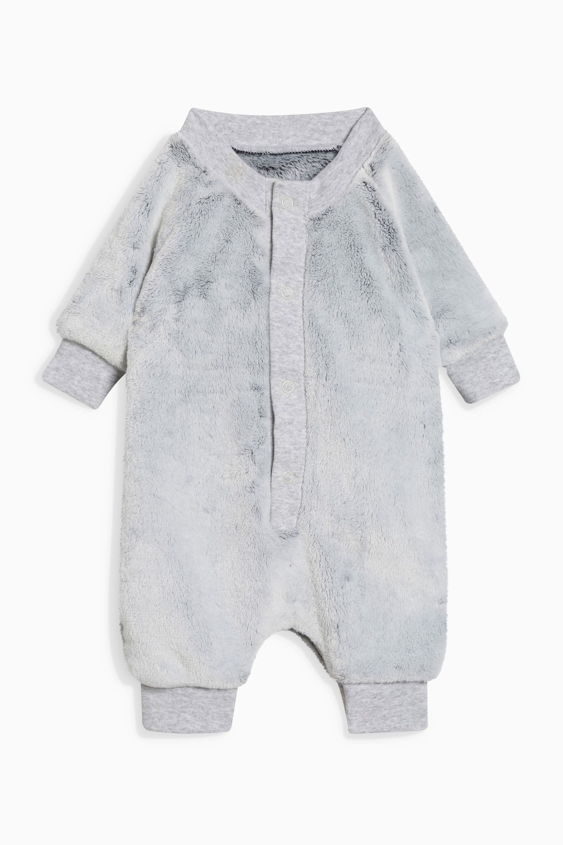 Buy Fleece Romper (0mths-2yrs) from the Next UK online shop