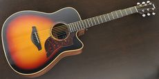 YAMAHA / A3M VS Acoustic Guitar Free Shipping! δ