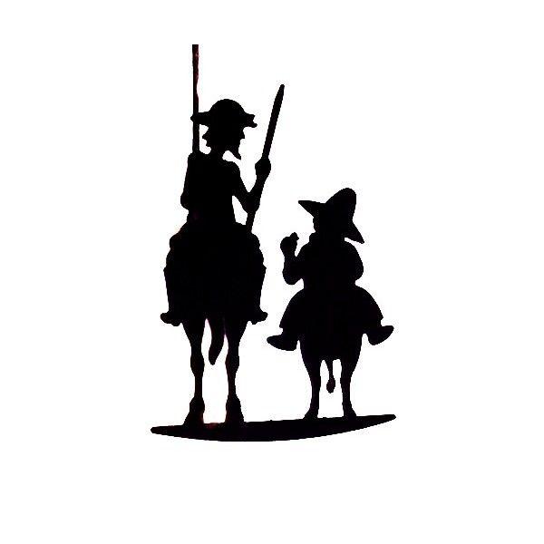 Don Quijote Y Sancho Panza Don Quijote Quijote De La Mancha Sancho Panza