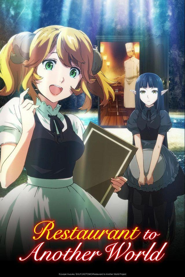 Crunchyroll Restaurant to Another World Full episodes