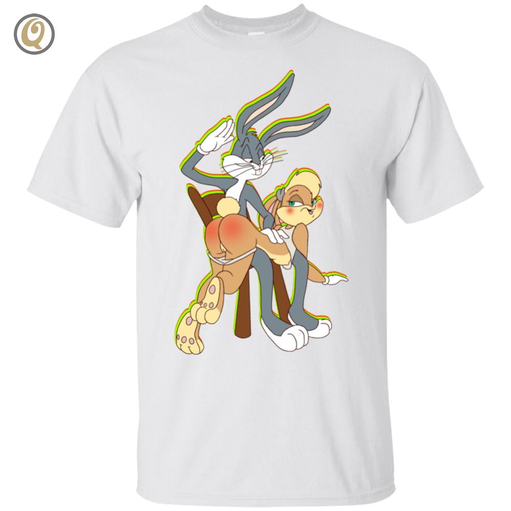 New Space Jam Lola Bunny Looney Tunes Bugs Bunny Mens T-Shirt
