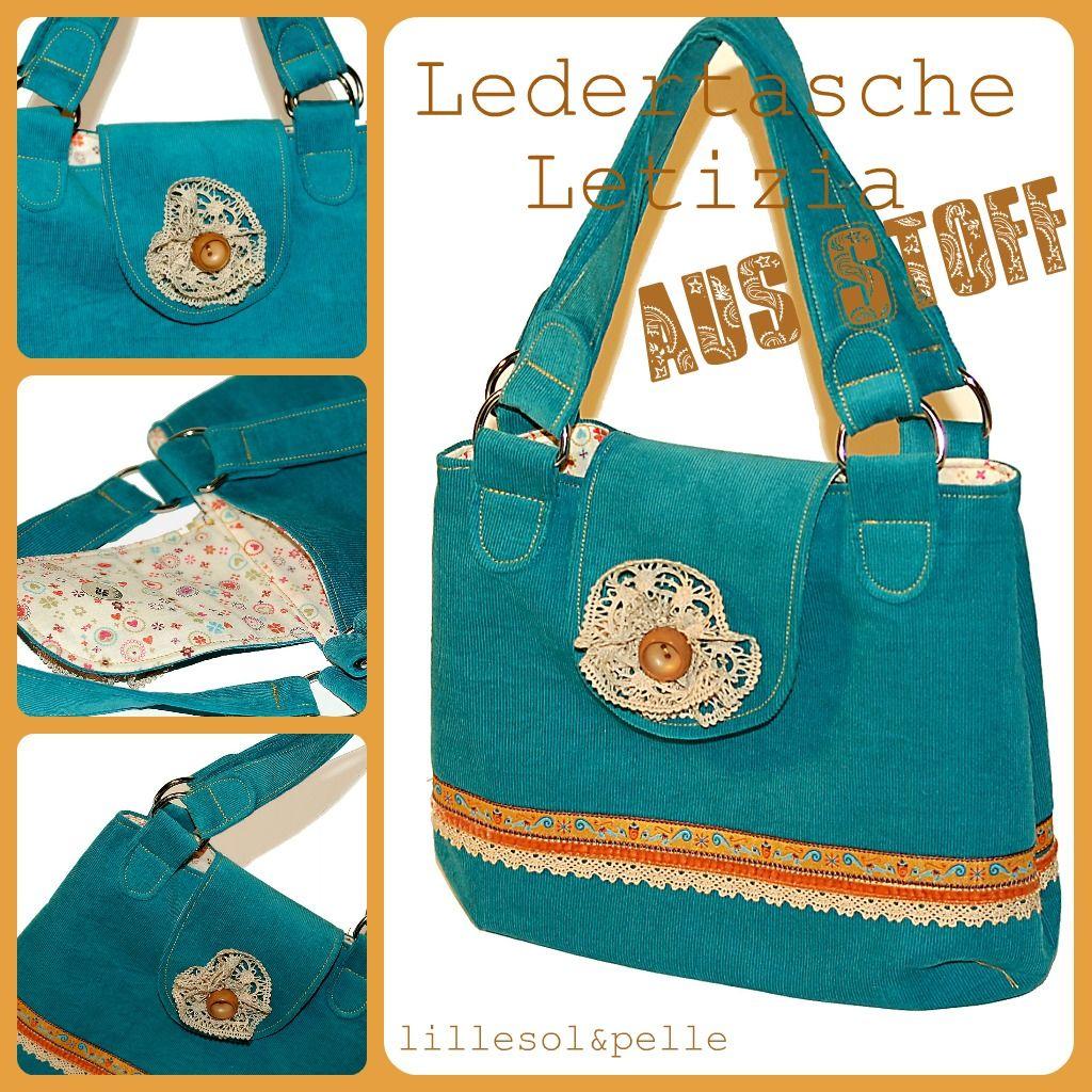 Ledertasche Letizia | lillesol & pelle Taschen & Accessoires ...