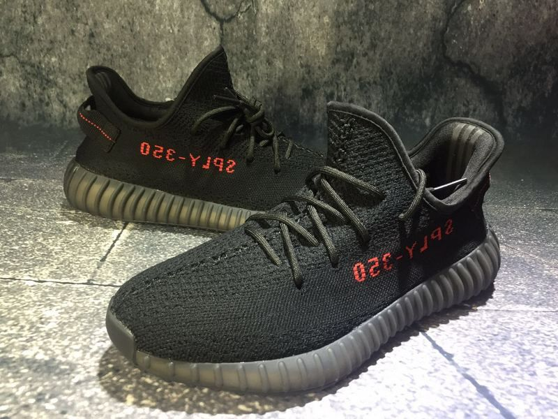 e9f9545d860b1 Latest adidas Yeezy Boost 350 V2 Black Core Black Solar Red CP9652 2018  Online