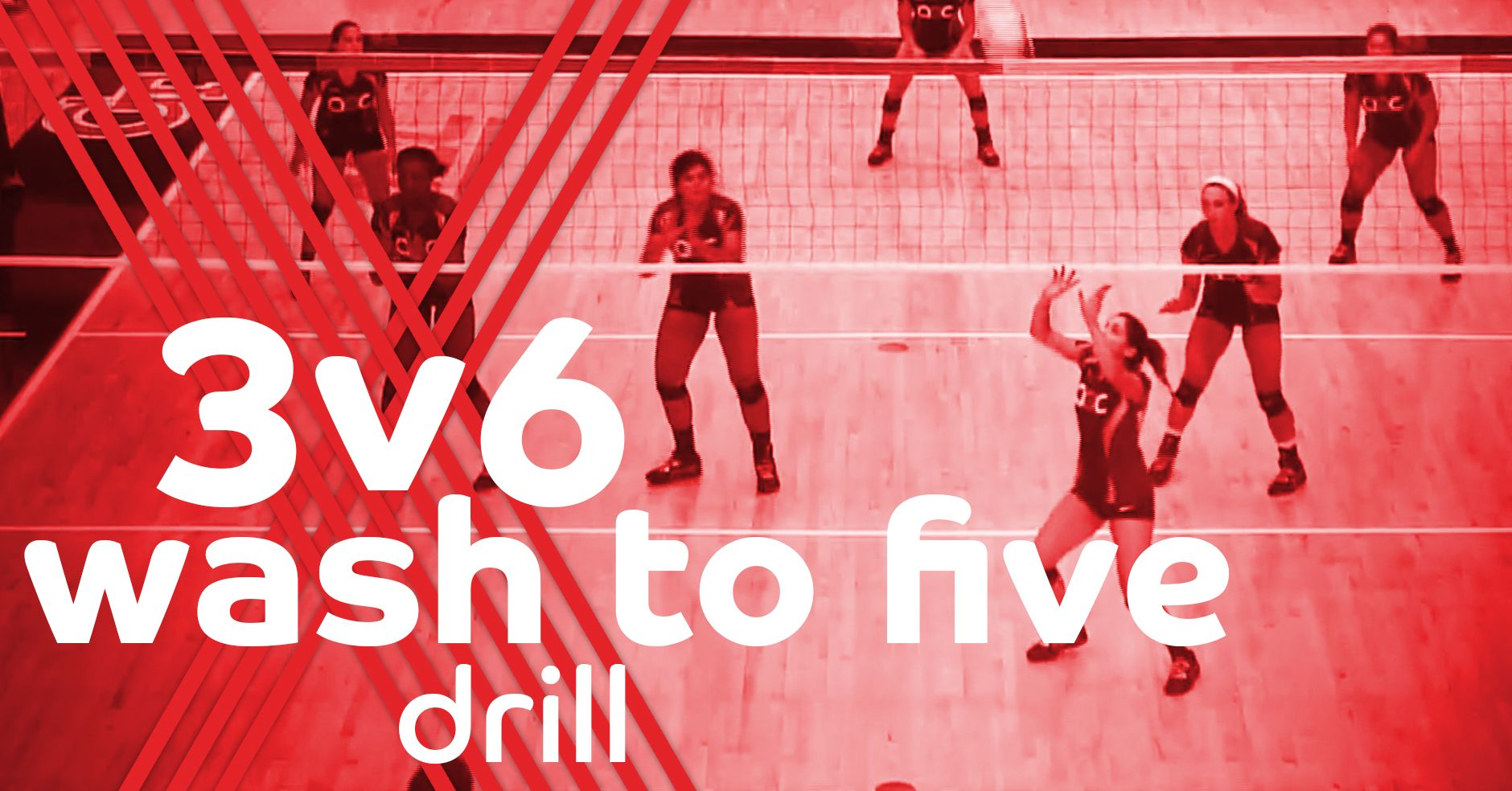 Wash To Five Drill With Nabil Mardini Coaching Volleyball Volleyball Workouts Youth Volleyball