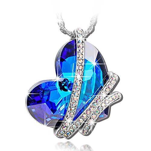 [$28 save 81%] Amazon #LightningDeal 88% claimed: QIANSE Pendant Necklace Made with SWAROVSKI Crystal Ocean Se... #LavaHot http://www.lavahotdeals.com/us/cheap/amazon-lightningdeal-76-claimed-qianse-pendant-necklace-swarovski/146679?utm_source=pinterest&utm_medium=rss&utm_campaign=at_lavahotdealsus