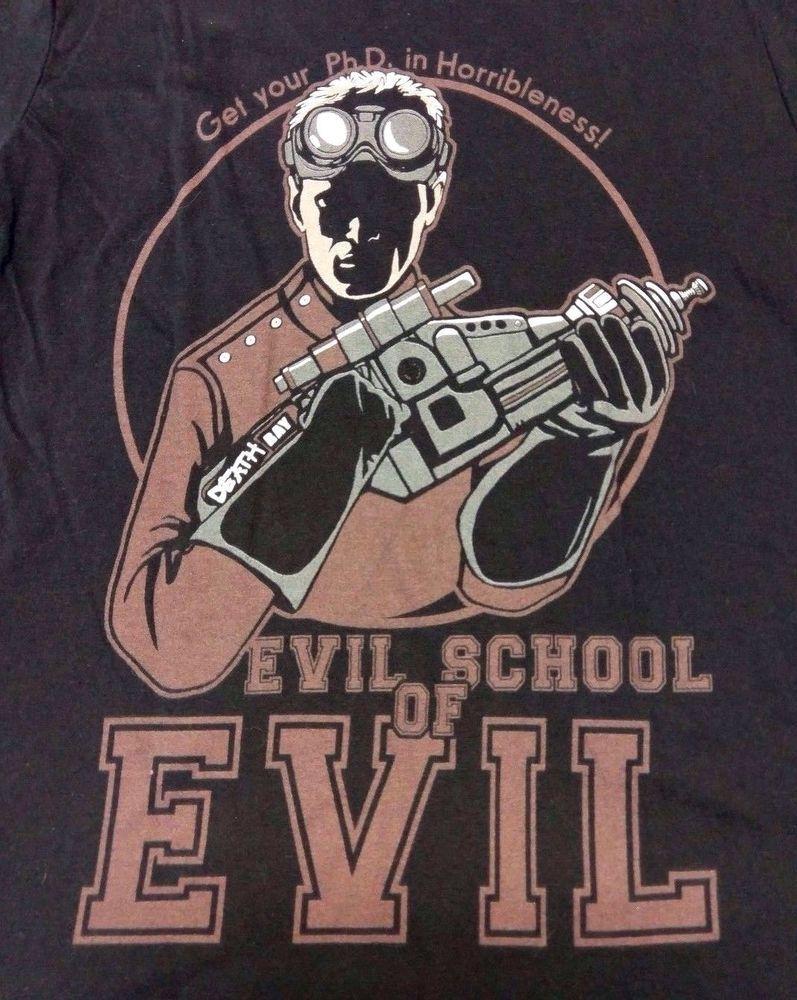 Design t shirt for resale - Design By Humans Dr Horrible Evil School Death Freeze Ray Girls Juniors Shirt Xl Designbyhumans