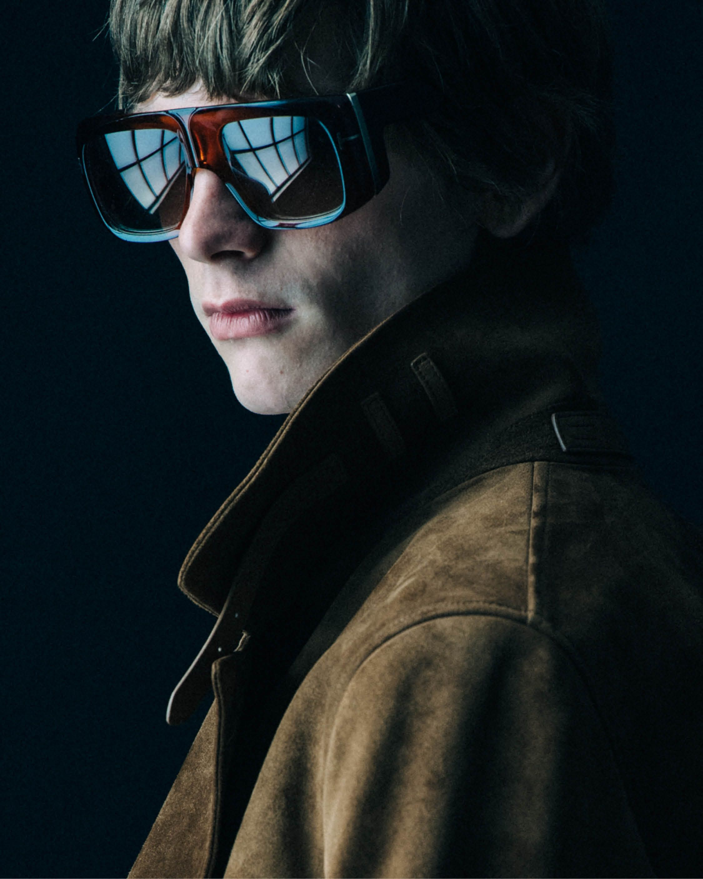 91b417ec0e5 Modern TOM FORD Eyewear from the Men s SS19 Collection.  TOMFORD   TOMFORDSS19  MFW