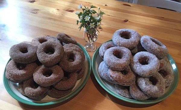 #leivojakoristele #mitäikinäleivotkin #vappu Kiitos Katja