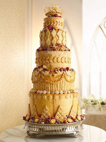 Amazing Decorative Cake Betty Crocker Proposes Four Royal Wedding Cakes Fit For Prince William