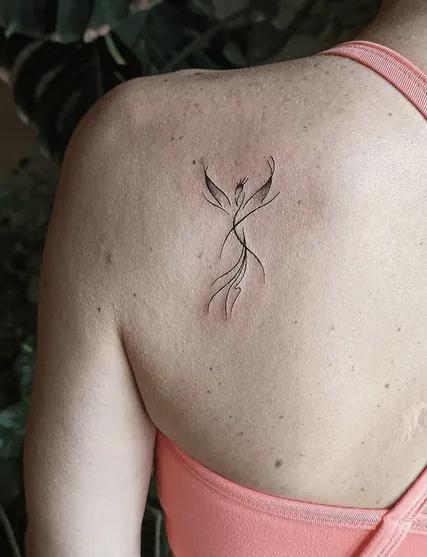 Renewal, Rebirth, Restart - Phoenix Tattoo Guide f