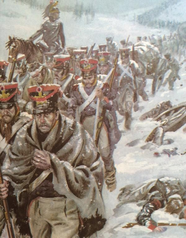 napoleons conflict with the russian winter What caused napoleon's downfall follow  5  the russian winter which defeated him in russia  how did napoleons downfall cause world war 1.