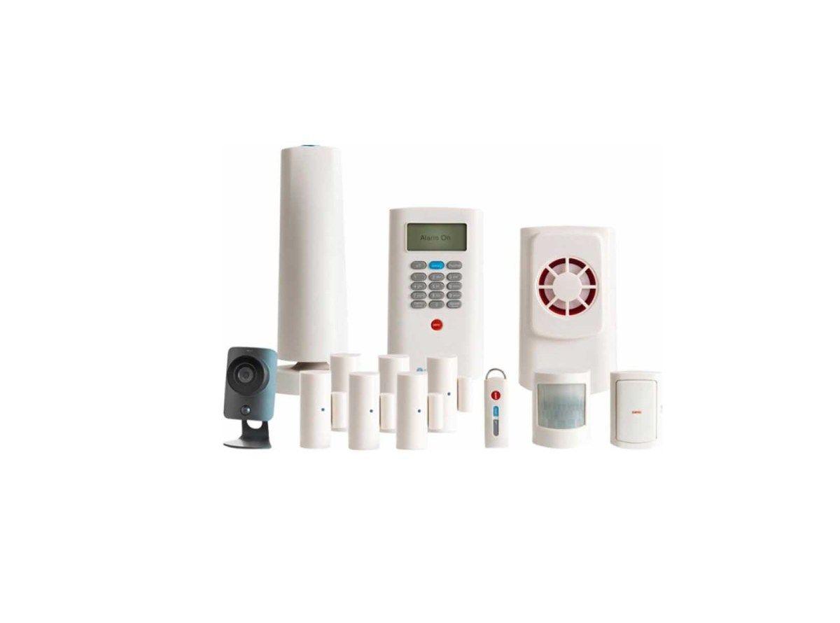 Simplisafe Shield Wireless Home Security System For 349 99 At Best Buy Wireless Home Security Wireless Home Security Systems Home Security Systems