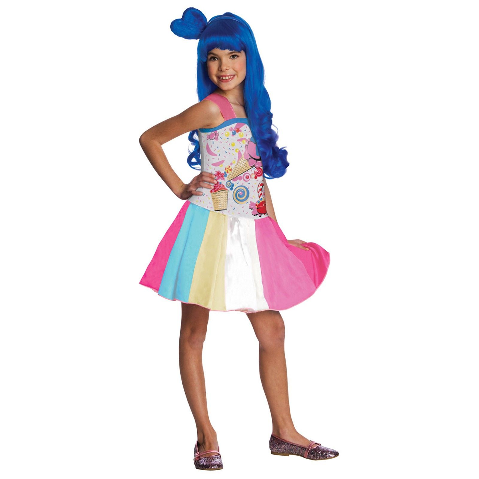 Katy Perry Candy Girl Child #Costume | Kids Costumes | Pinterest
