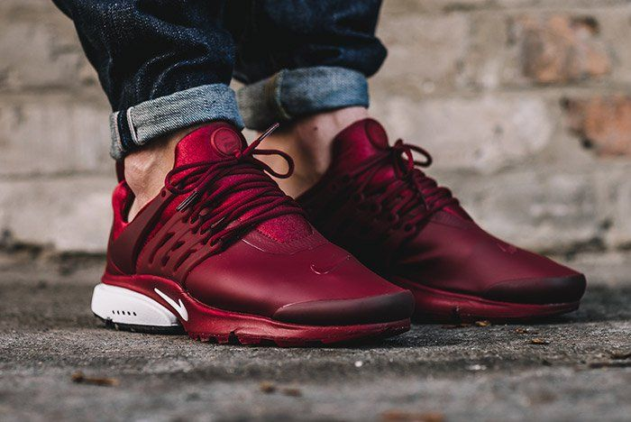 sale retailer 6c190 ffd1e Nike Air Presto Utility (Team Red)