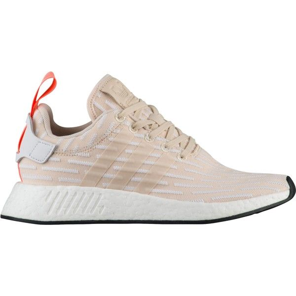3650e9b9a adidas Originals NMD R2 - Women s - Running - Shoes - Linen Linen ( 130) ❤  liked on Polyvore featuring shoes and linen shoes