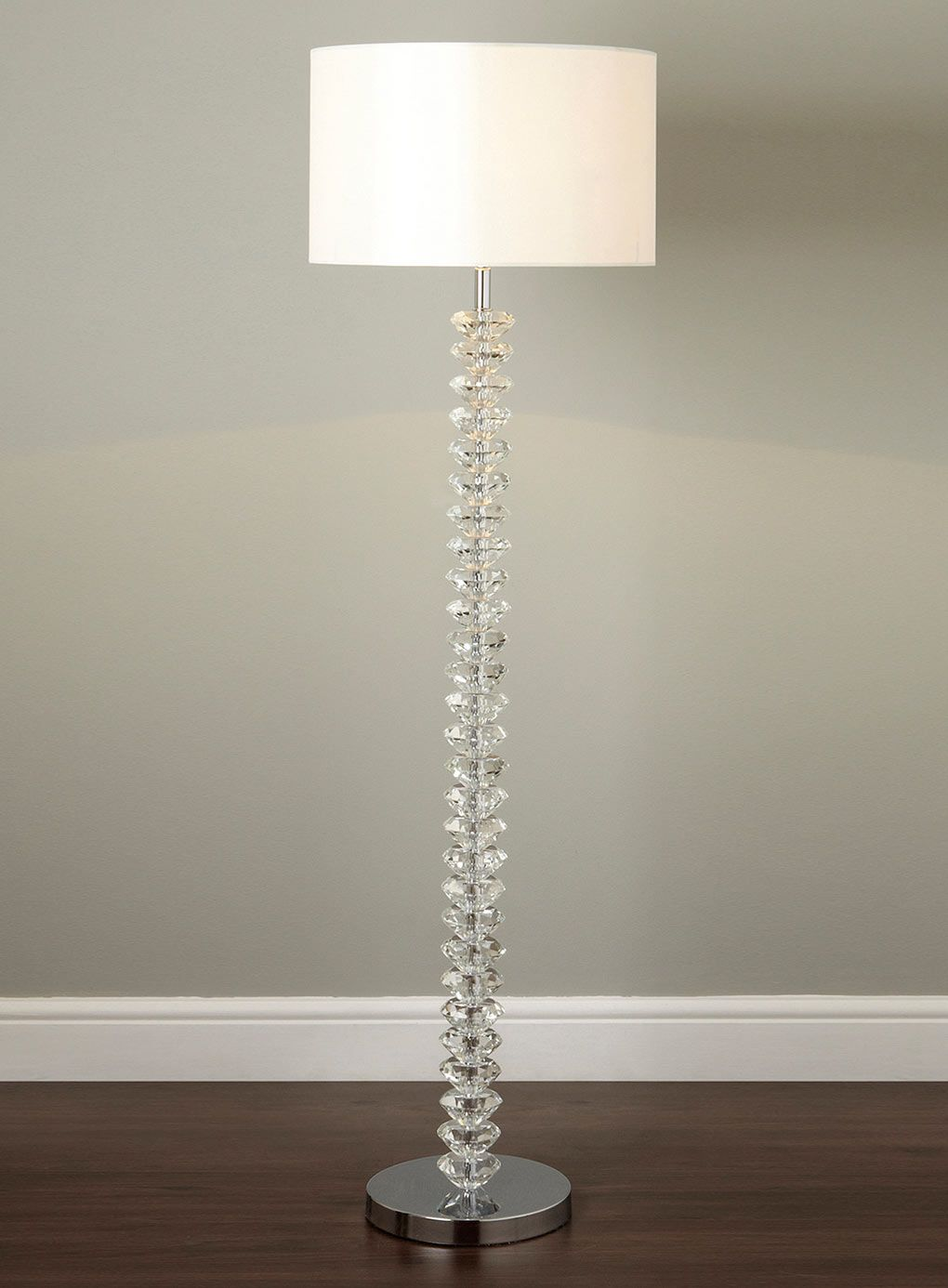 Forever Diamonds Floor Lamp Price 220 00 Height 142 5cm There