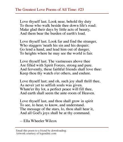 Ella Wilcox
