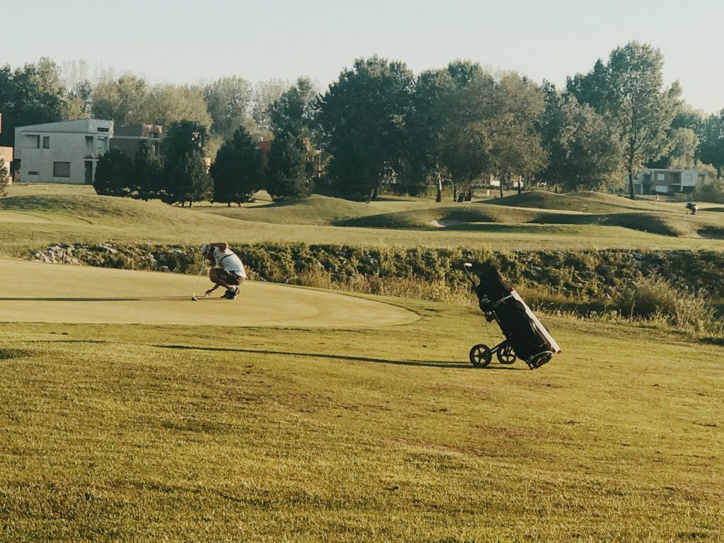 Where To Golf In Croatia Find Riverside Golf Zagreb Zagreb Riverside Travel Destinations