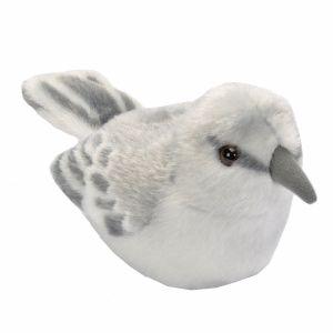 Wild Republic Audubon bird call Black-Capped Chickadee Plush Sound Birthday Gift