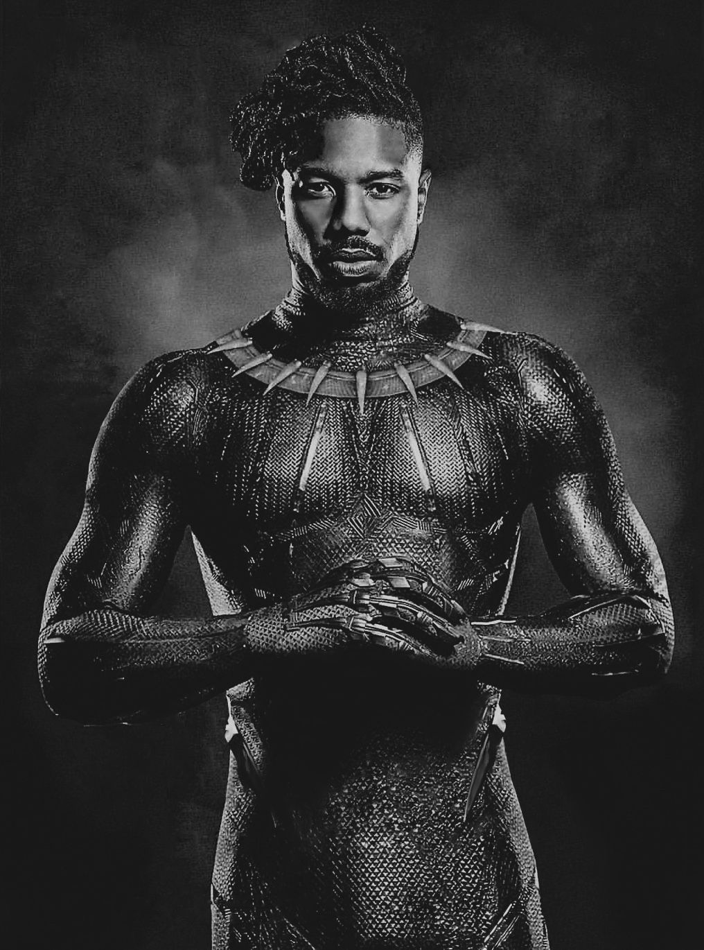 Michael B Jordan In Marvel S Black Panther Erik Killmonger Black Panther Marvel Black Panther Art Panther Pictures