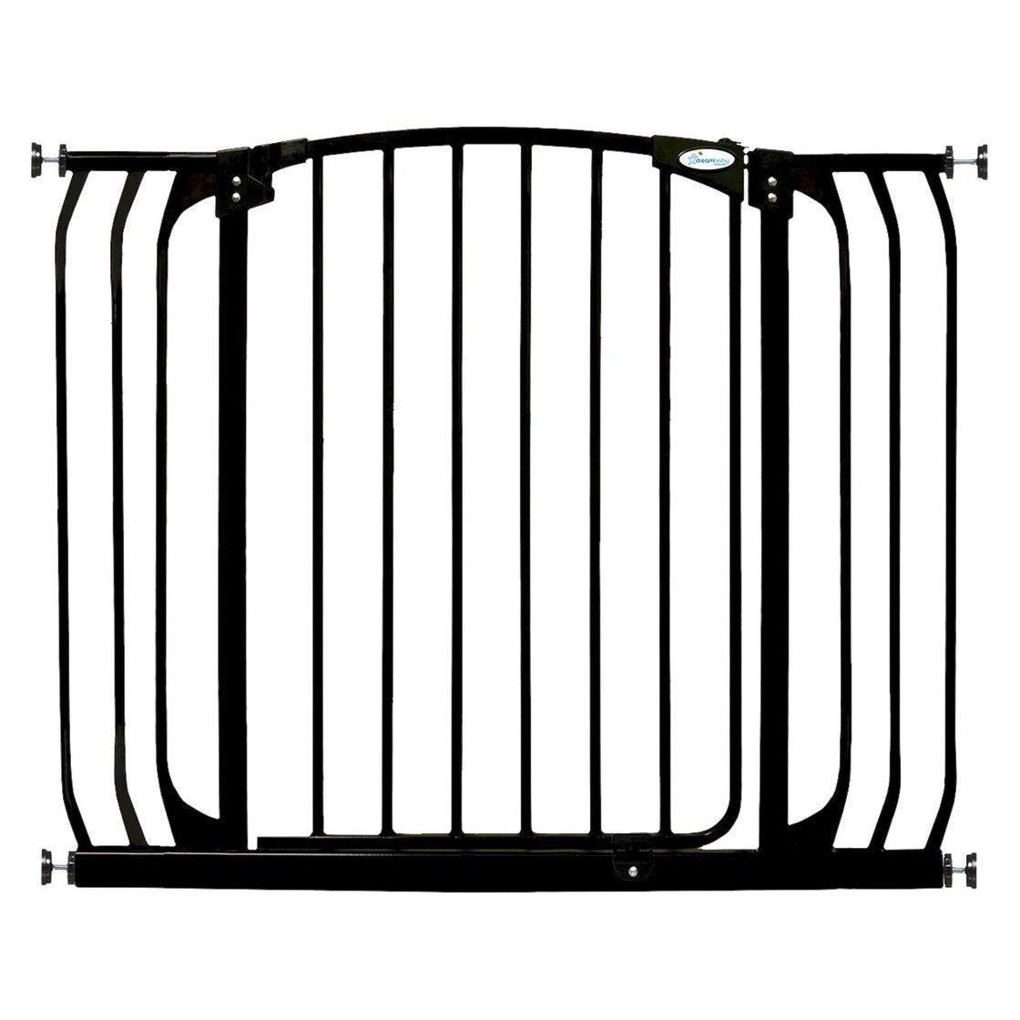 Chelsea swing close gate combo 5499 pet gate dog gate
