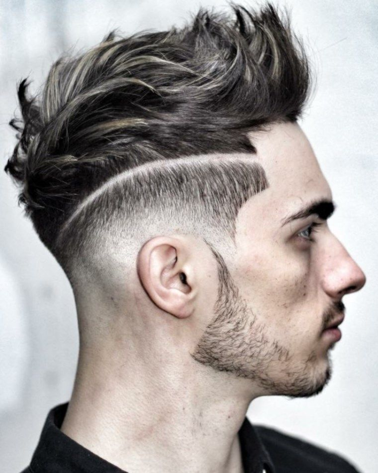 awesome coupe de cheveux homme fashion 2017. #coiffure #mode