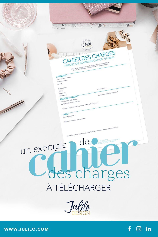 Mon modèle de cahier des charges à télécharger en 2020   Cahier des charges, Cahier, Brief creatif