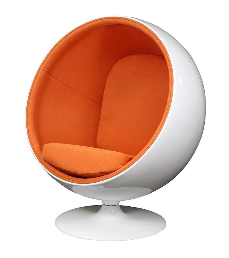 Ball chair inspired by eero aarnio ball chair chair