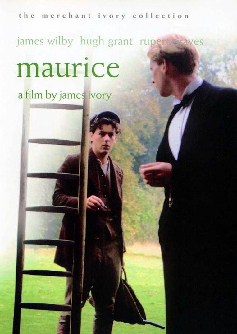 """""""Let me tell you a story about young Rupert Graves. That story starts with Maurice."""" --Mary R"""