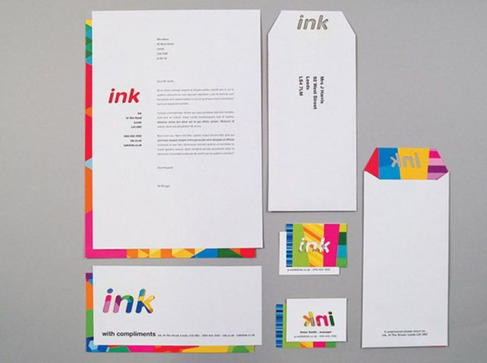 Discover these amazing examples of creative letterhead design - letterhead examples