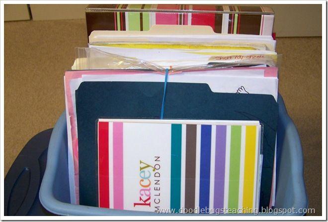 Organizing classrooms