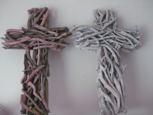 Driftwood Cross: SO gonna do this!!