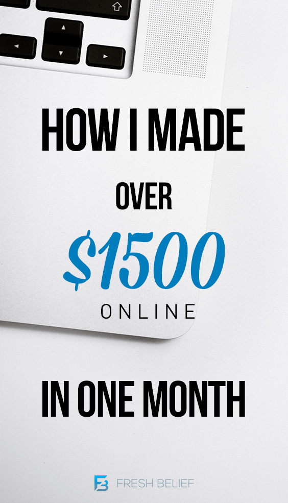 more than money online