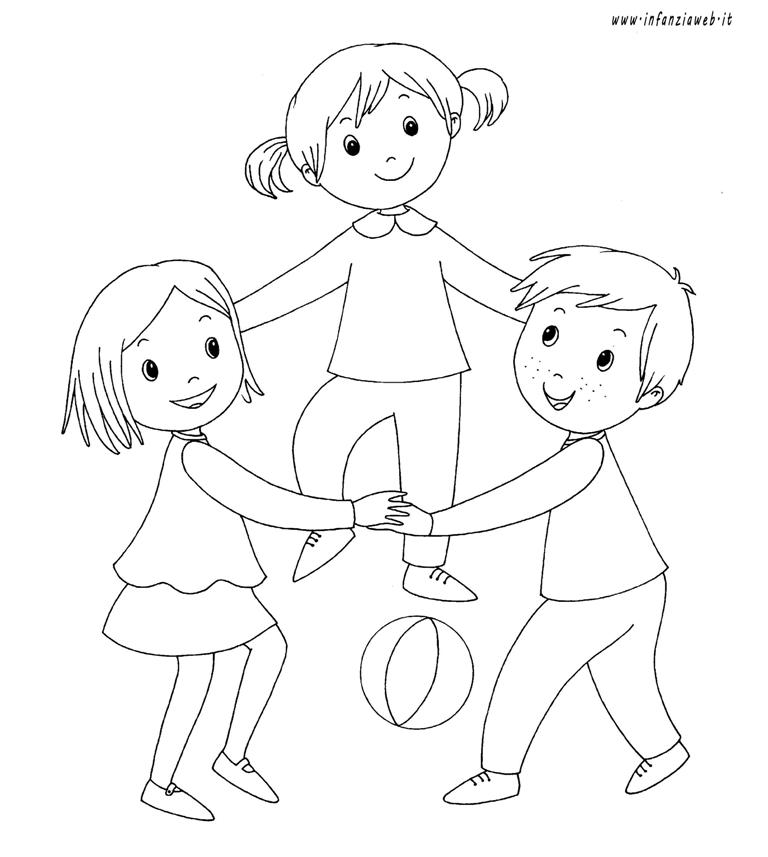 Risultati Immagini Per Immagini Bambini Che Si Abbracciano Da