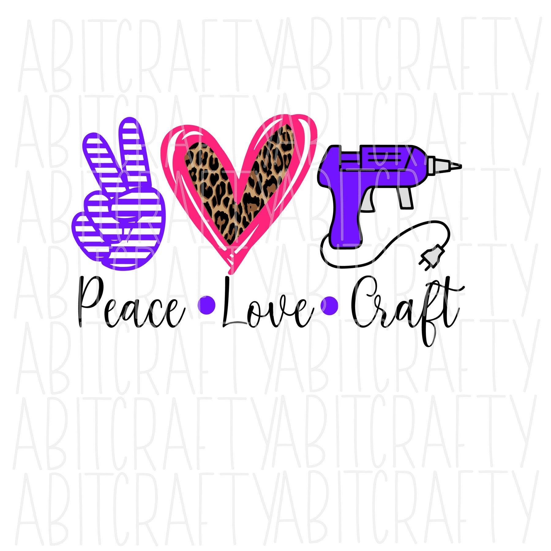 Download Free Svg Peace Love Kiss