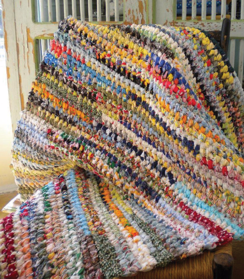 Braided Rag Rugs Rug Pattern