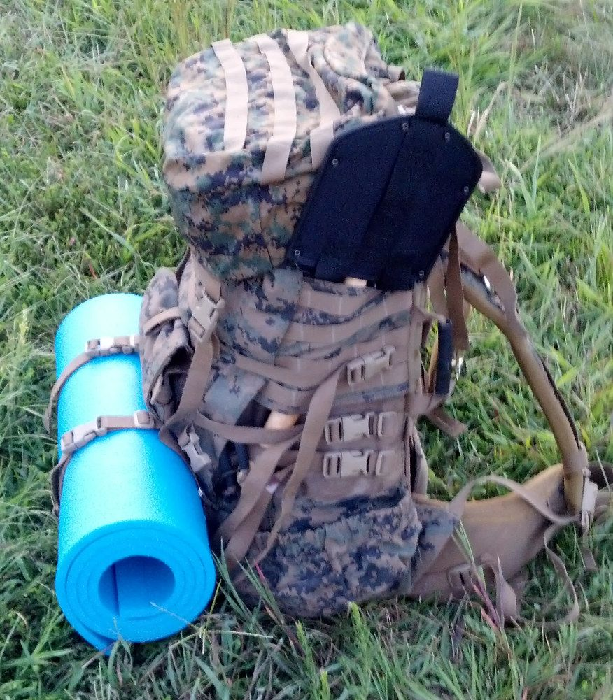 Ilbe Marine Pack Bug Out Bag Geek Prepper