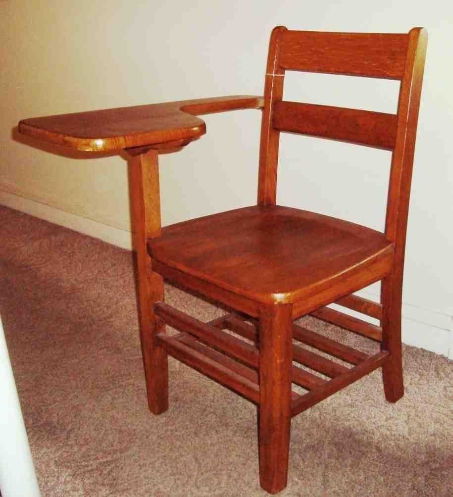 Wooden School Desk | School Desk | Chair design wooden, Diy ...