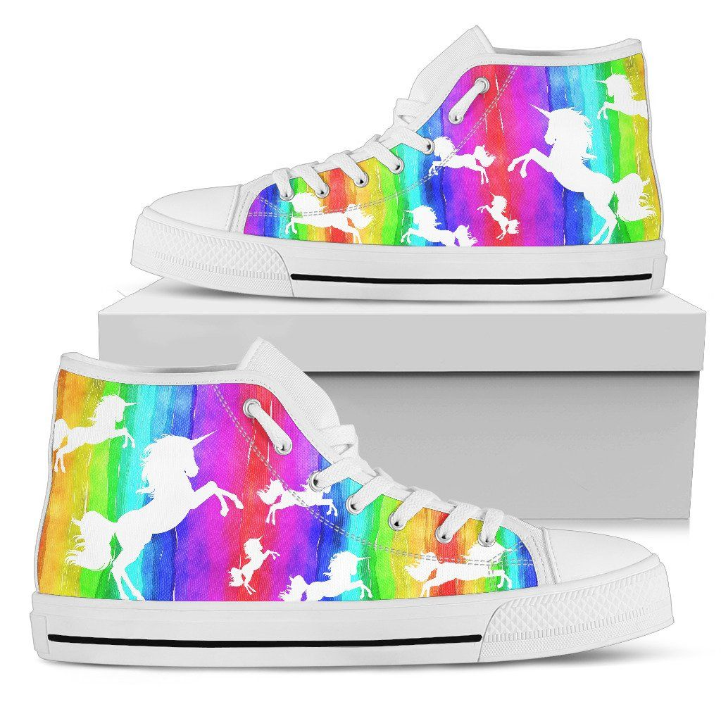 unicorn hi tops