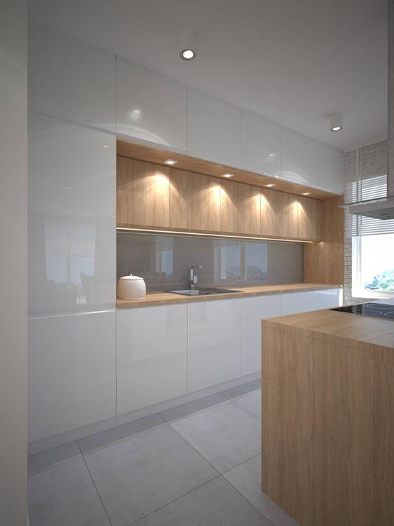 Photo of Mondo dell'illuminazione! | www.delightfull.eu | Visita per: idee per l'illuminazione della cucina, cucina …