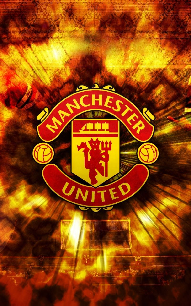 Download Wallpaper 800x1280 Manchester United Background Manchester United Manchester