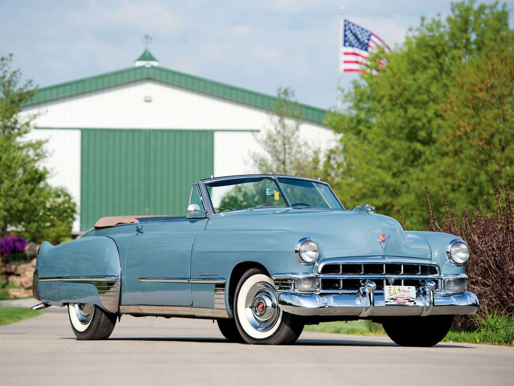 1949 Cadillac Sixty-Two Convertible (6267)