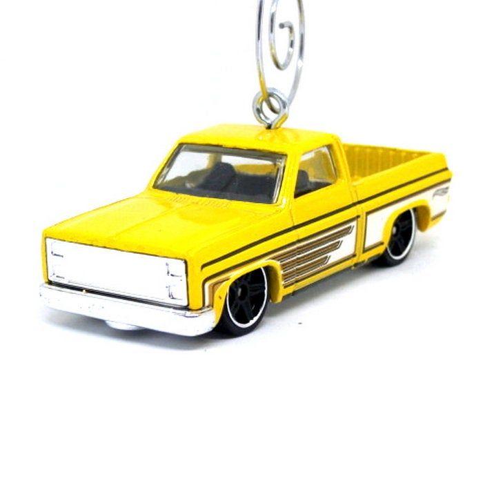 1983 83 Chevy Silverado Pickup Truck Car / Hot Wheels ...