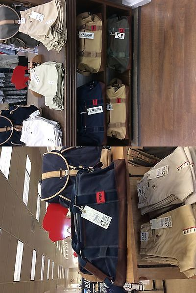 84cee0eb11 Mixed Items and Lots 84434  Mountain Khaki Canvas Duffle Bag Large And  Small