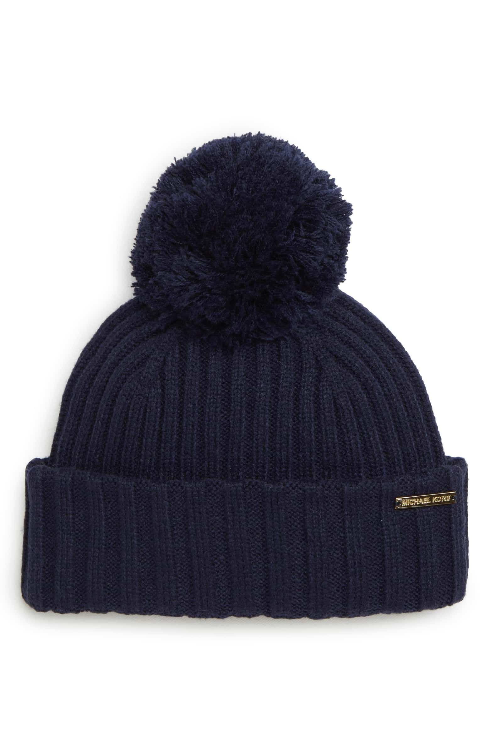 d9895de3652 Girls Next Ecru Double Pom Beanie Hat (Older) - White