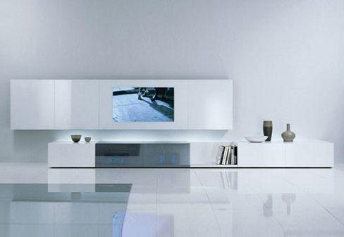 New concepts di acerbis pareti e librerie arredamento