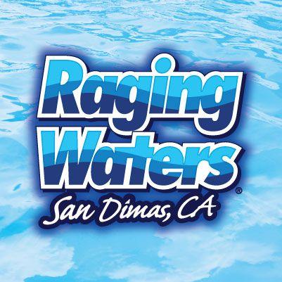 Raging Waters Water park near LA